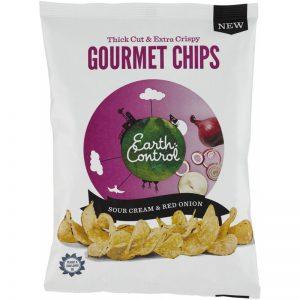 Chips Gräddfil & Rödlök 150g - 50% rabatt