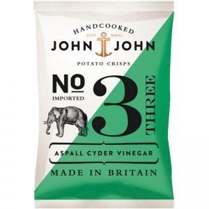 Chips Havssalt & Vinäger 40g - 69% rabatt
