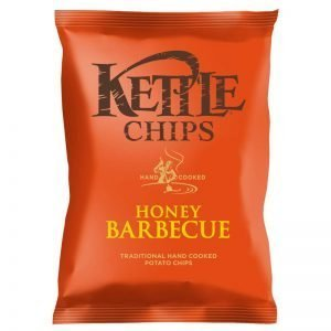 "Chips ""Honey Barbecue"" 150g - 57% rabatt"