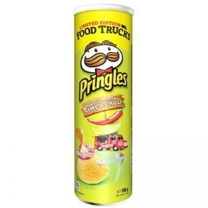 "Chips ""Lime & Chilli"" 190g - 27% rabatt"