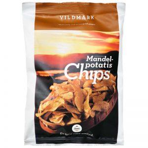 Chips Mandelpotatis Svamp & Svartpeppar 100g - 75% rabatt