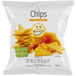 """Chips """"Nacho Cheese"""" 50g - 47% rabatt"""