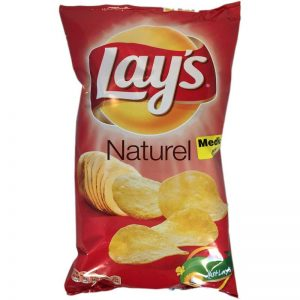 Chips Naturel - 44% rabatt