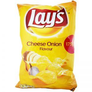 Chips Ost & Lök 175g - 21% rabatt