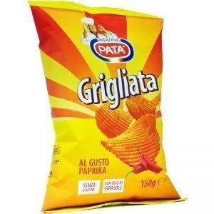Chips Paprika Glutenfria 150g - 44% rabatt