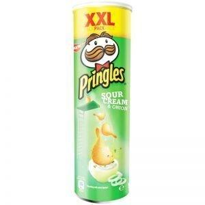 "Chips ""Sour Cream Onion XXL"" 210g - 28% rabatt"