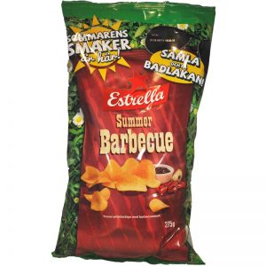 Chips Summer BBQ - 50% rabatt