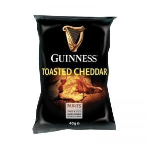 "Chips ""Toasted Cheddar"" 40g - 54% rabatt"