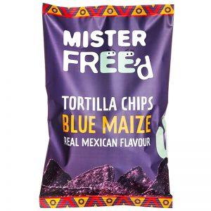 Chips Tortilla Blå 135g - 58% rabatt