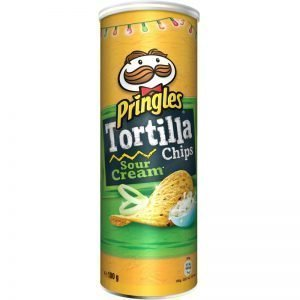 "Chips ""Tortilla Sour Cream"" 180g - 10% rabatt"