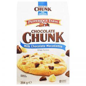 """Chocolate Chunk Macadamia"" Kakor 204g - 57% rabatt"
