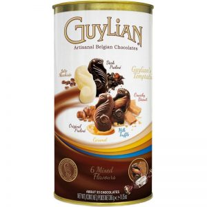 "Choklad ""6 Mixed Flavours"" 316g - 78% rabatt"