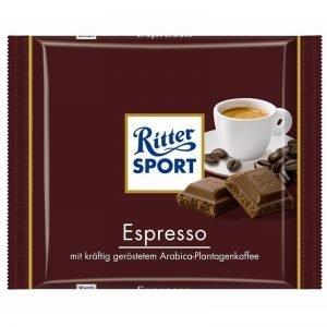"Choklad ""Espresso"" 100g - 23% rabatt"