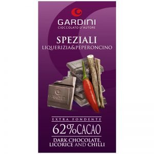 Choklad Lakrits & Chili 80g - 47% rabatt