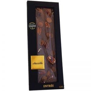 Choklad Pekannötter, Karamell & Havssalt 100g - 71% rabatt