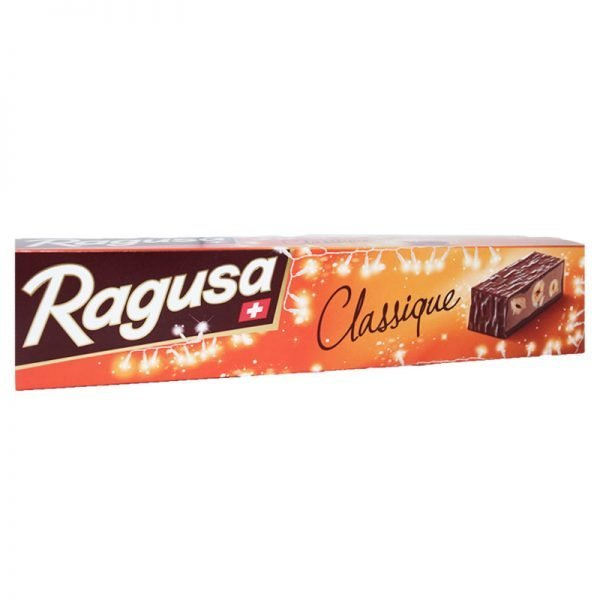 """Chokladbar """"Classique"""" Hasselnötter 400g - 62% rabatt"""