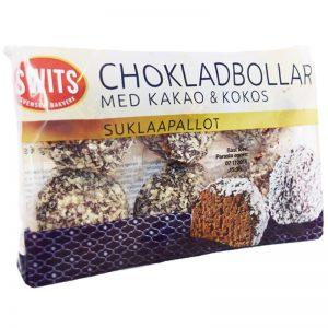 Chokladbollar 6-pack - 19% rabatt