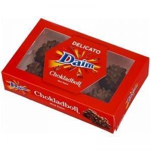 """Chokladbollar """"Daim"""" 180g - 56% rabatt"""