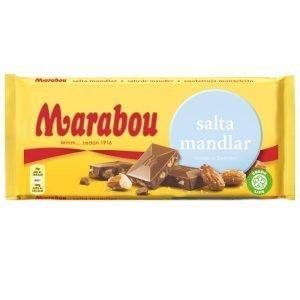 Chokladkaka Salta Mandlar 200g - 37% rabatt