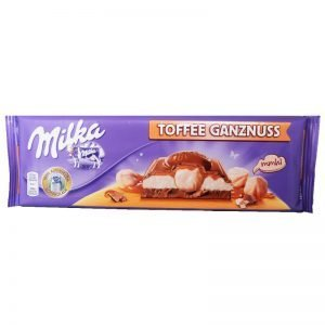"Chokladkaka ""Toffee Ganznuss"" 300g - 44% rabatt"