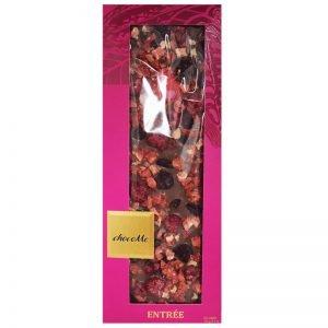 Chokladkaka Tranbär, Jordgubb & Hallon 100g - 80% rabatt