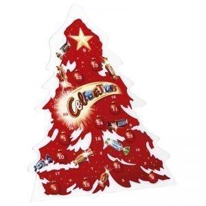 Chokladkalender Gran 215g - 51% rabatt