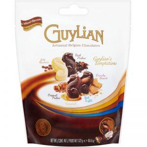 """Chokladpraliner """"Mixed Pouch"""" 522g - 50% rabatt"""
