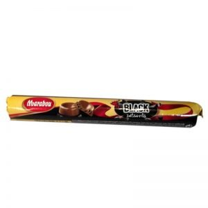 Chokladrulle Black Saltlakrits - 80% rabatt