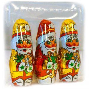 Chokladtomtar 3-Pack - 67% rabatt