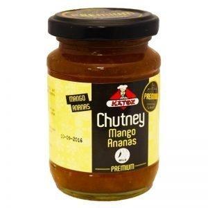 Chutney Mango Ananas - 29% rabatt