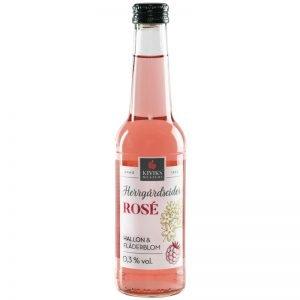 Cider Rosé Hallon & Fläderblom 27,5cl - 31% rabatt