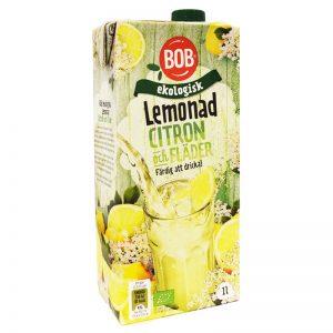 Citron- & Fläderlemonad 1l - 40% rabatt