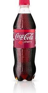 Coca Cola Cherry - 61% rabatt