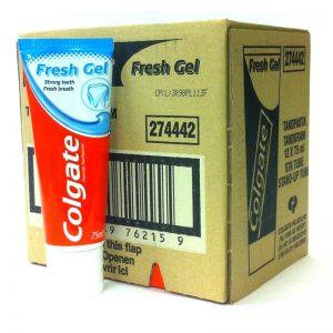 Colgate Fresh Gel Hel låda - 46% rabatt