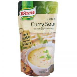 "Currysoppa ""Chicken & Coriander"" 570ml - 27% rabatt"