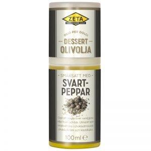 Dessertolivolja Svartpeppar 100ml - 67% rabatt