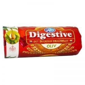 Digestive Oliv 400g - 35% rabatt