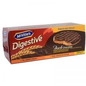 Digestive mörk choklad - 50% rabatt
