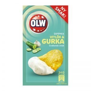 Dippmix Vitlök & Gurka 24g - 92% rabatt