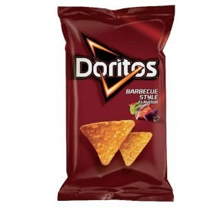 "Doritos ""Barbecue Style"" 170g - 50% rabatt"