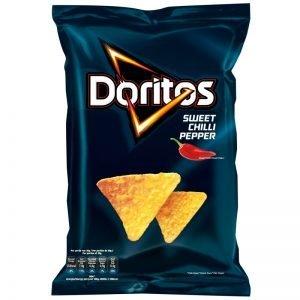 """Doritos """"Sweet Chili Pepper"""" 170g - 47% rabatt"""