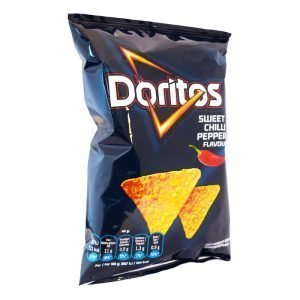Doritos Sweet Chili & Pepper - 61% rabatt