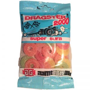 Dragster Supersura - 40% rabatt