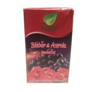 Dryck, Blåbär & Acerola, koncentrat - 95% rabatt