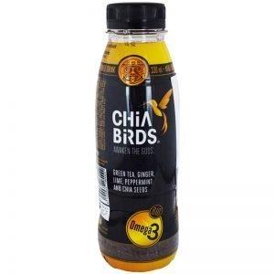 """Dryck """"Chia Birds"""" 330ml - 56% rabatt"""