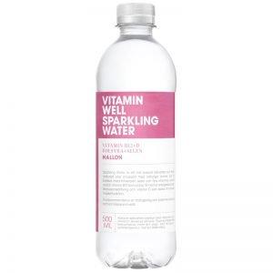 "Dryck ""Sparkling Water Hallon"" 500ml - 74% rabatt"