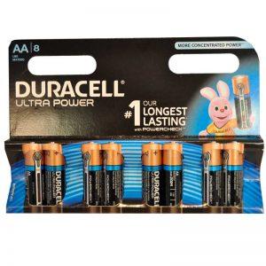 Duracell Ultra Power AA-batterier - 57% rabatt