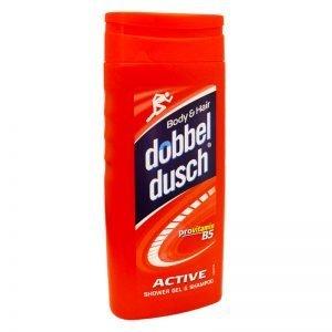 """Duschgel & Schampo """"Active"""" - 34% rabatt"""