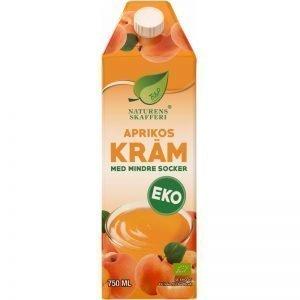 Eko Aprikoskräm 750ml - 50% rabatt