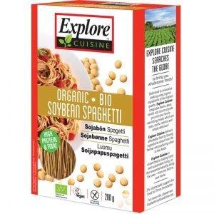 "Eko Bönpasta ""Soybean Spaghetti"" 200g - 40% rabatt"